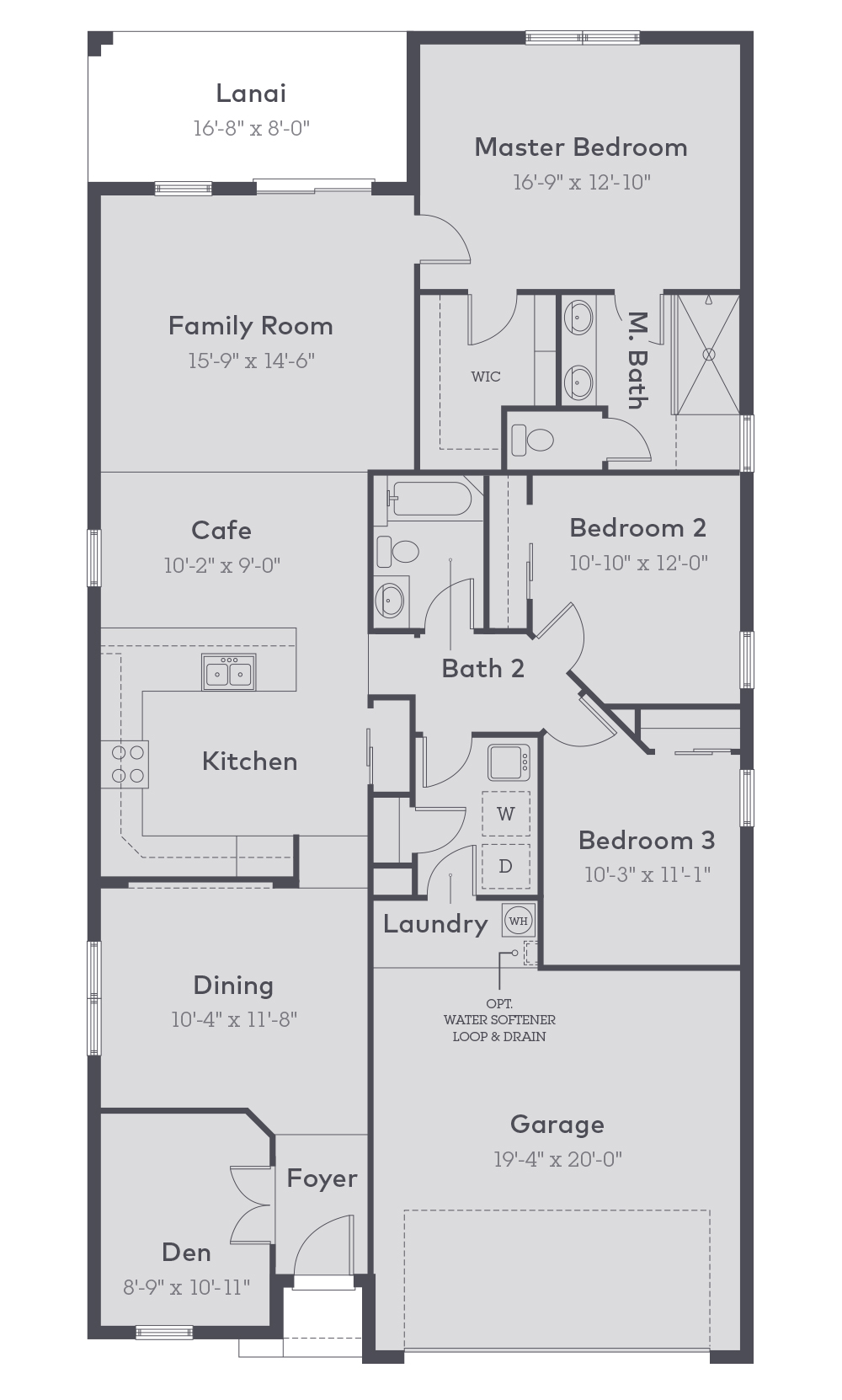 Inland homes devonshire floor plan 28 inland homes floor for Devonshire floor plan